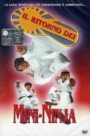 3 Ninjas Knuckle Up movie poster