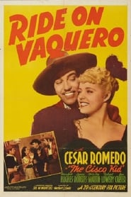 Ride on Vaquero film streaming