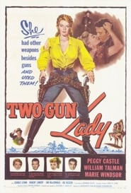 poster do Two-Gun Lady