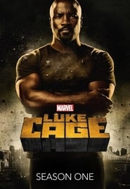 Streaming Marvel's Luke Cage poster