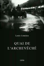 Lyon : Quai de l'Archevêché