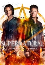 Supernatural saison 13 streaming vf poster