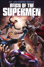 Reign of the Supermen movie poster