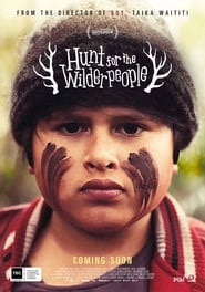 poster do Hunt for the Wilderpeople