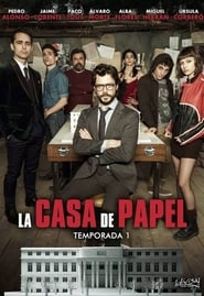 La casa de papel 1º Temporada (2017) Blu-Ray 720p Download Torrent Dub e Leg
