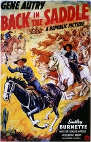 Affiche de Film Back in the Saddle