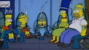 The Simpsons Season 1 Episode 4 : There's No Disgrace Like Home