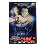 Deadly Weapon Film Plakat
