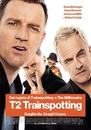 Т2: Трейнспоттинг movie poster