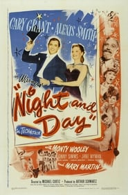 Affiche de Film Night and Day