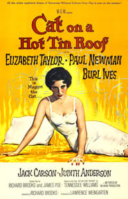 Watch Cat on a Hot Tin Roof online free streaming