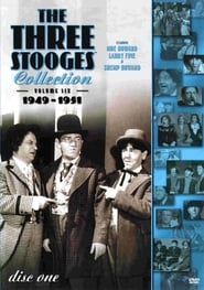 Three Stooges Collection Volume Six 1949-1951