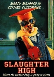 Slaughter High affisch