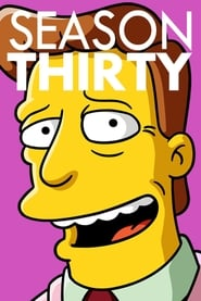 The Simpsons staffel 30 deutsch stream poster