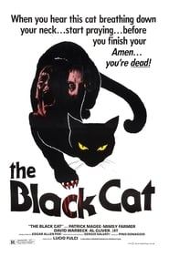 The Black Cat affisch