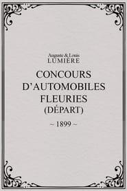 Fête de Paris 1899: Concours d'automobiles fleuries