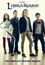 The Librarians saison 2 streaming vf