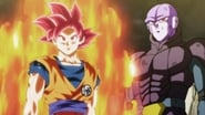 A Faster-Than-Light Battle Begins! Goku and Hit's Joint Front!!