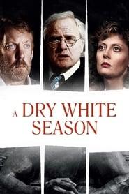 A Dry White Season (1989)