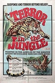 Póster Terror In The Jungle