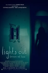 Lights Out - Terrore nel buio (2017) Film poster