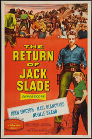 Plakat The Return of Jack Slade