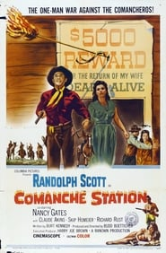 Affiche de Film Comanche Station