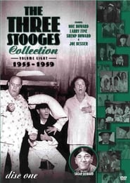 Three Stooges Collection Volume Eight 1955-1959
