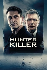Hunter Killer (2018) 720p HDRip 1.0GB Ganool