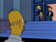 The Simpsons Season 5 Episode 18 : Burns' Heir