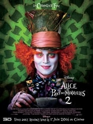 Alice Through the Looking Glass locandina