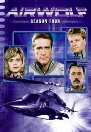 Streaming Airwolf poster