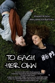 To Each Her Own