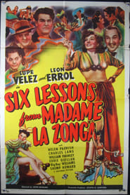 Six Lessons From Madame La Zonga locandina