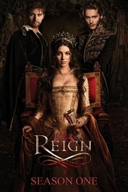 Reign saison 1 streaming vf