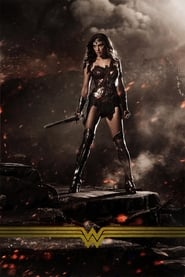 poster do Wonder Woman