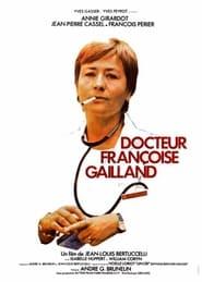 Plakat Docteur Françoise Gailland