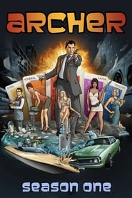 Archer - Danger Island Season 1