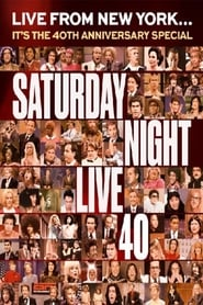 Bobby Moynihan a jucat in Saturday Night Live 40th Anniversary Special