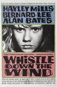 Photo de Whistle Down the Wind affiche