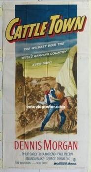 Cattle Town affisch