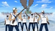 Robin Freed! Luffy vs. Lucci, Showdown Between Leaders!