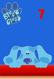Streaming Blue's Clues poster