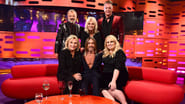 Jennifer Saunders, Joanna Lumley, Rebel Wilson, Iggy Pop