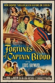Fortunes of Captain Blood affisch