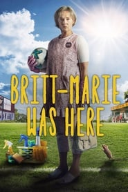 Poster Britt-Marie Was Here 2019