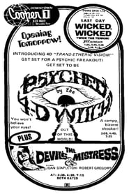 Psyched by the 4D Witch (A Tale of Demonology)