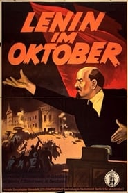 Lenin in October affisch