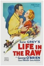 Affiche de Film Life in the Raw