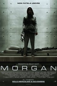 Morgan (2017) Film poster